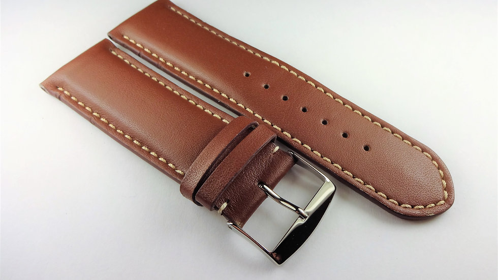 Replacement Cowhide Leather 26mm Brown