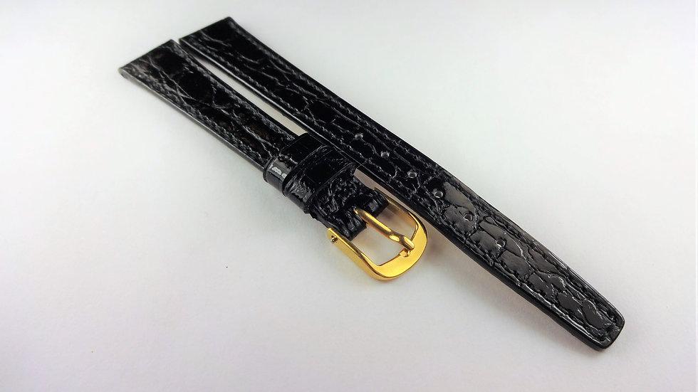Pierre Laurent 13mm Black Croco Grain