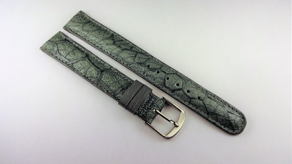 Replacement Gray 15mm Genuine Leather