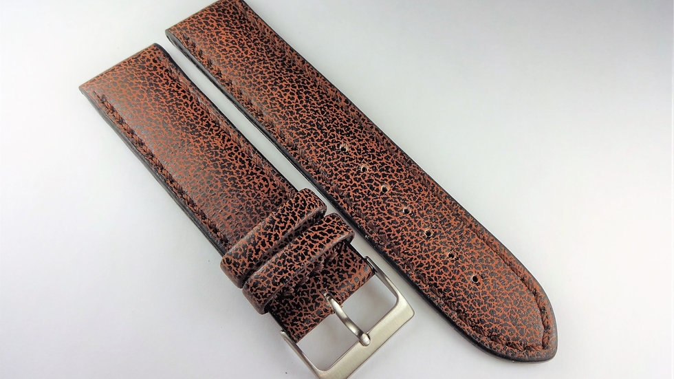 Replacement Hoders 22mm Brown Genuine Leather