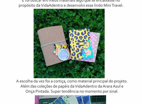 Mini Travel em Cortiça com Bárbara do @amor.e.tal
