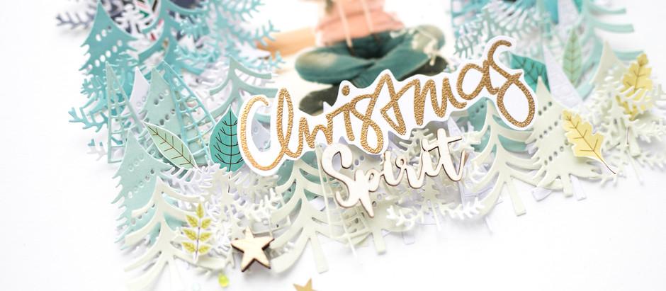 Christmas Spirit by Steffi Ried