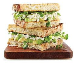 Sandwich MicroGreens - Avocat/Féta