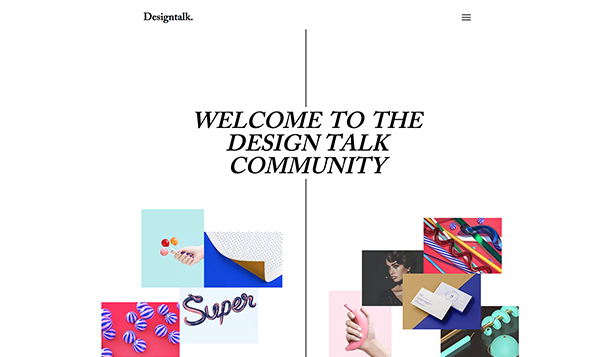 Kunst & Kultur website templates – Designerforum