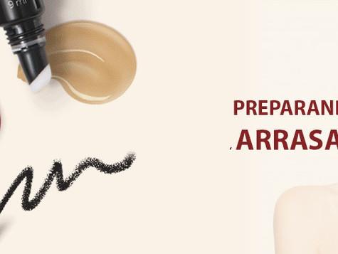 PREPARANDO A PELE PARA ARRASAR NA MAKE!