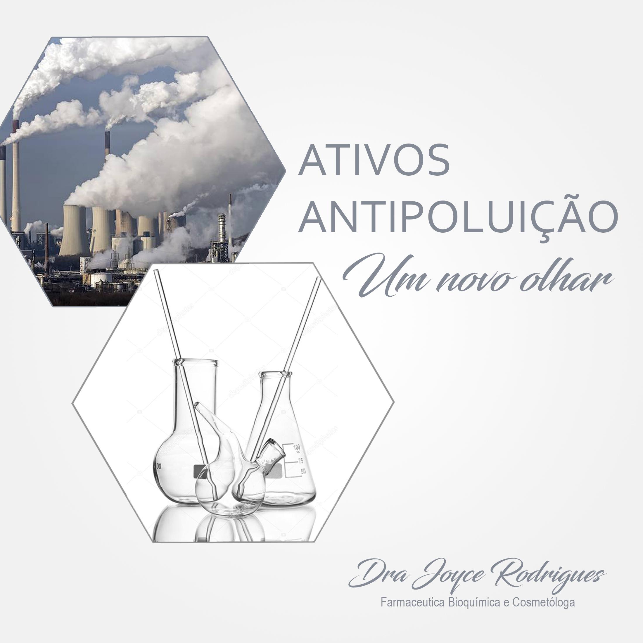 ATIVOS ANTI POLUIÇÃO