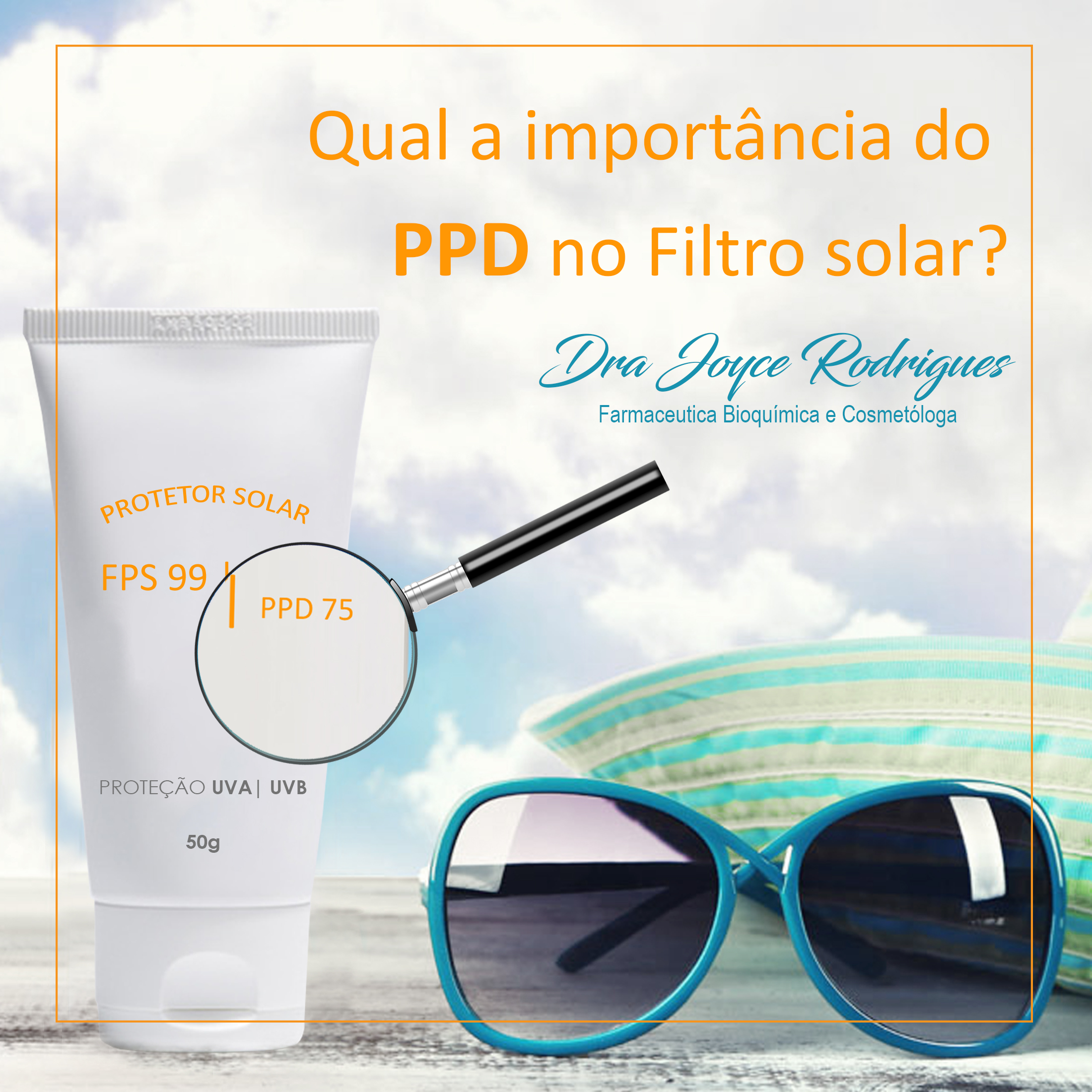 Qual a importância do PPD no filtro?