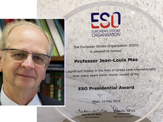 ESO Presidential Award 2019 décerné au Pr Jean-Louis Mas