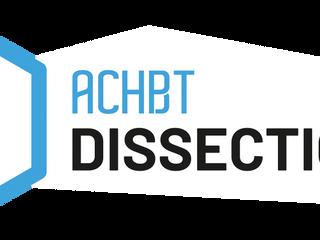 Nouveau look - Dissections de l'ACHBT