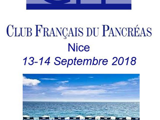 Congrès du Club Français du Pancréas