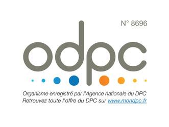 Ça y est : la SFNV, Organisme DPC n°8696 !
