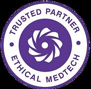 Hopscotch Congrès label ETHICAL MEDTECH TRUSTED PARTNERS