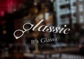 the Glassic logo