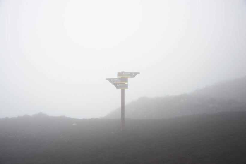 directions in the mist