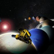香港太空館:X 行星