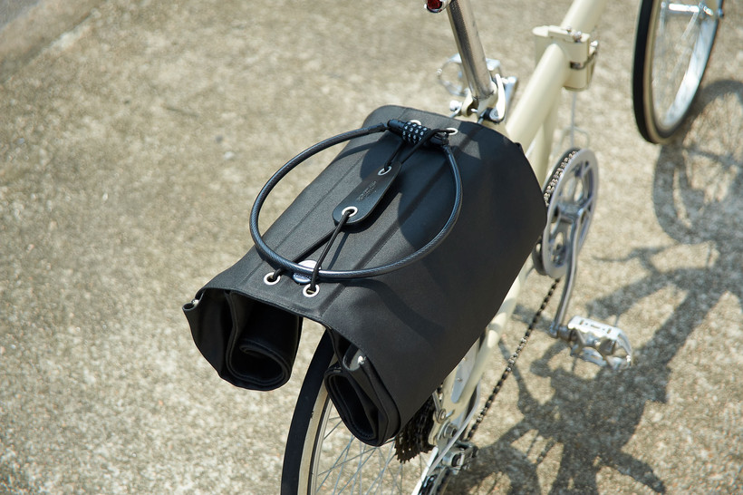 roll-up panniers