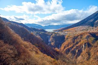 Kegon Falls in Nikko