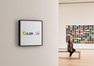 the Color Art logo