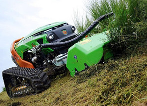 Tackling Private Land Managment With The Green Climber LV300 PRO & LV600