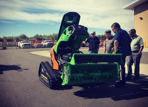 Colorado DOT contracts Green Climber for their Highway Maintenance!