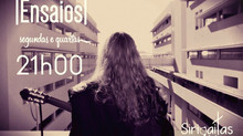 ENSAIOS | ANFITEATRO 10 | 21H
