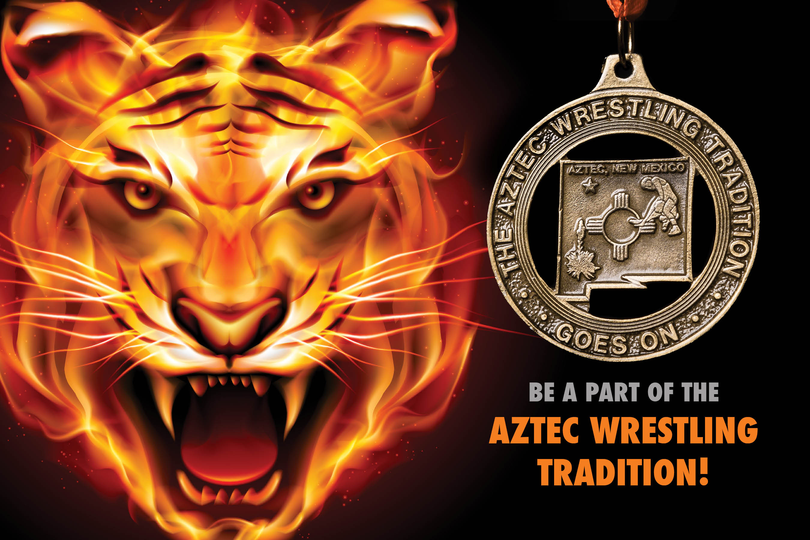 Aztec Wrestling PC