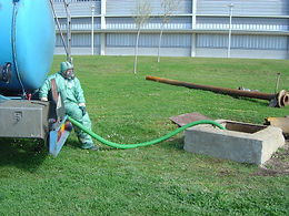 equipo de acidificacion, campus universidad Zaragoza