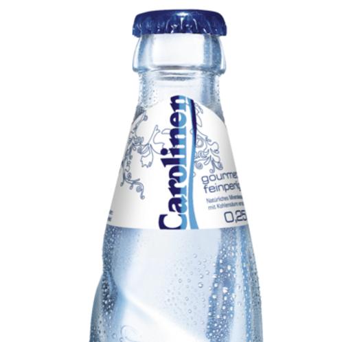 Carolinen Mineralwasser