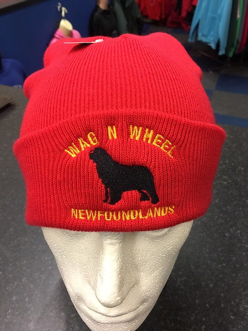 Wag N Wheel Beanie Hat