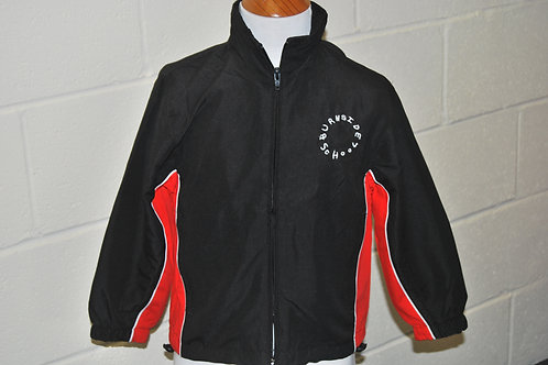 Burnside track top