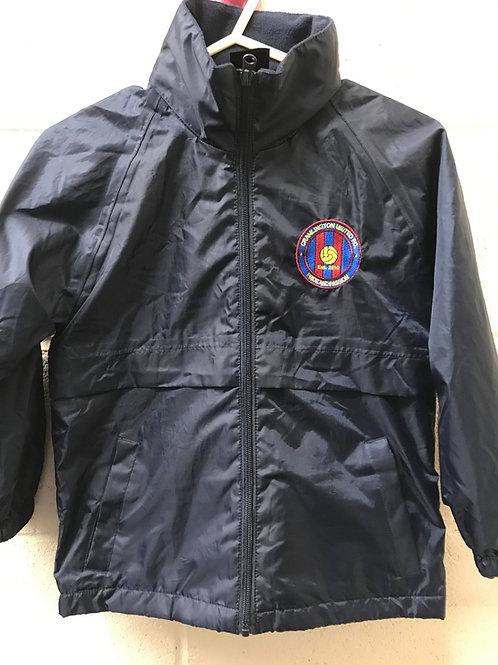 CUFC Midweight Fleece Lined Jacket