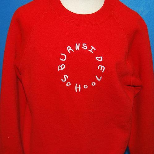 Burnside sweatshirt Big logo