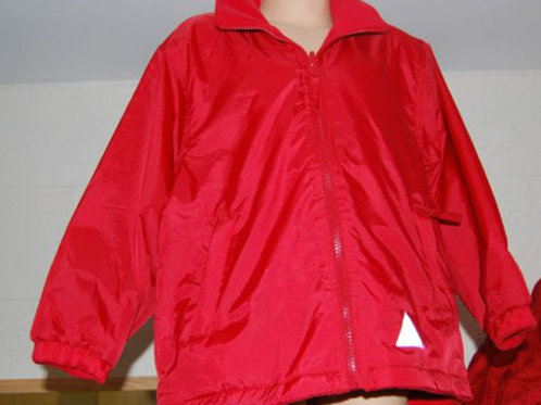 Cragside Waterproof fleece jacket
