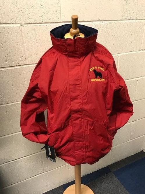 Wag N Wheel Waterproof Jacket