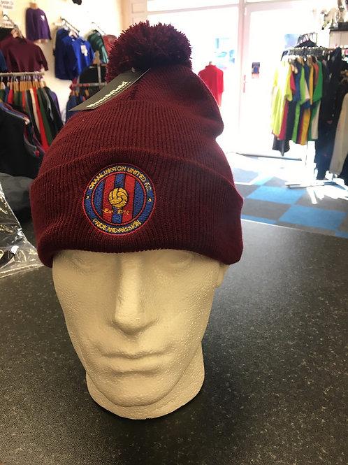 CUFC Bobble Hat