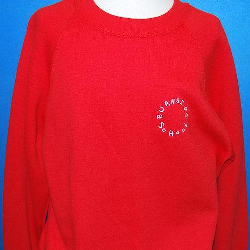 Burnside sweatshirt small logo