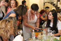 Cooking Workshops and Meals סדנאות בישול