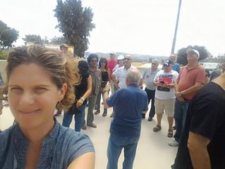 Valley kibbutz tour