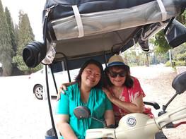 A tour of a cooperative kibbutz