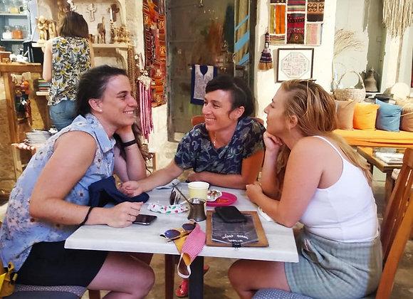 סיור חברתי מרתק בעיר העתיקה של נצרת