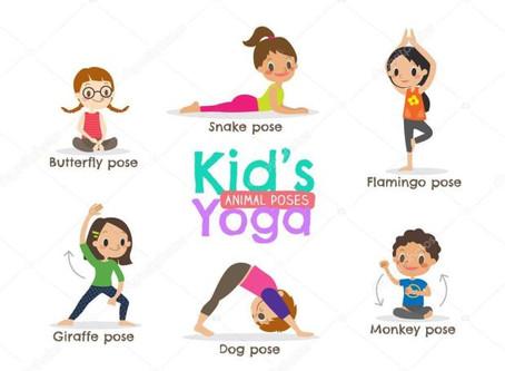 Intrinsic Kids Yoga Program