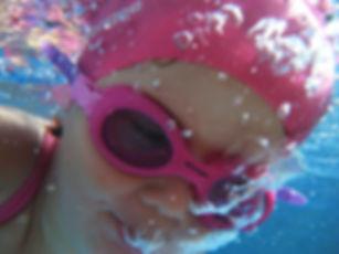 Learn to swim @ TJ's Swim