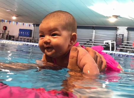 What can my baby Learn in the water?