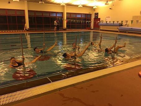 New Summer Timetable for TJ's Swim AquaHealth Club