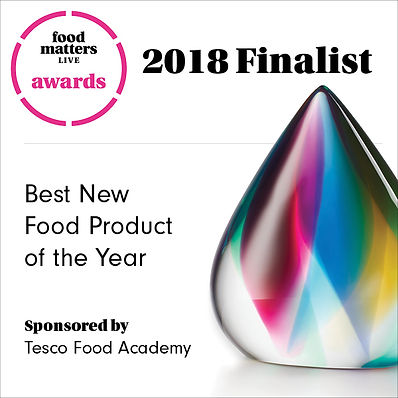 Best New Food Product of the Year MPU 60