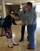 Father daughter dance lessons in Alexandria