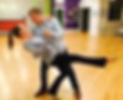 Private ballroom dance lessons in Alexandria