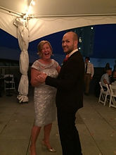 Christmas gift of Mother-Son wedding dance lessons