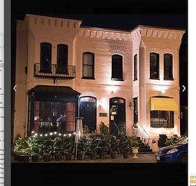 La Trattoria restaurant in Old Town Alexandria, VA