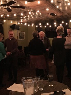 Swing Dance Lessons at LaTrattoria in Old Town Alexandria